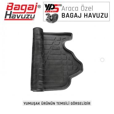 Aveo (2011 - 2019) Yumuşak Bagaj Havuzu