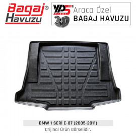1 Seri / E-87 (2005 - 2011) Standart Bagaj Havuzu