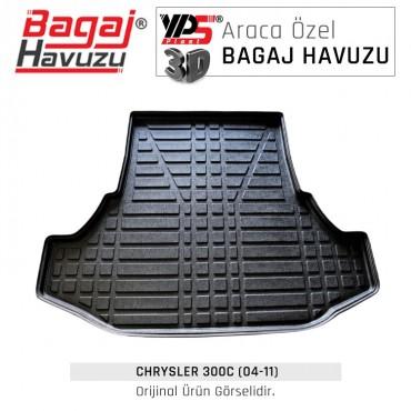 300 C (2004 - 2011) Lüks Bagaj Havuzu