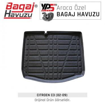 C3 (2002 - 2009) Standart Bagaj Havuzu