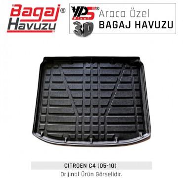 C4 (2005 - 2010) Standart Bagaj Havuzu