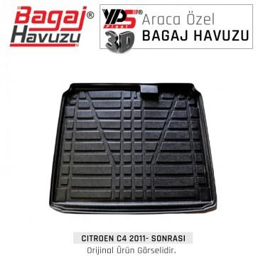 C4 (2011 - 2020) Standart Bagaj Havuzu
