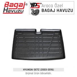 Getz (2003 - 2016) Lüks Gri Bagaj Havuzu