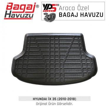 İX35 (2010 - 2018) Standart Bagaj Havuzu