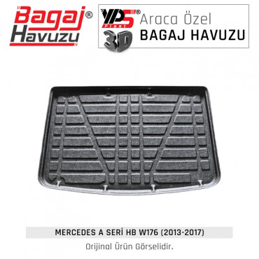 A Seri HB  W 176 (2013 - 2017) Yumuşak Bagaj Havuzu