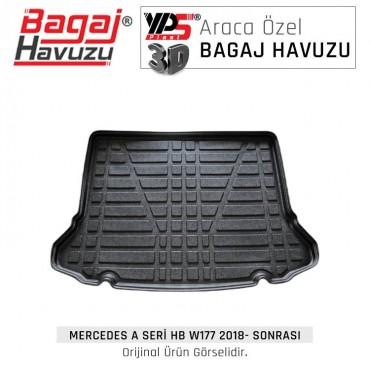 A Seri HB  W 177 2018 - Sonrası Yumuşak Bagaj Havuzu
