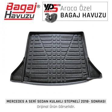 A Seri Sedan 2018 - Sonrası Yumuşak Bagaj Havuzu