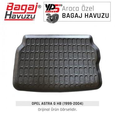 Astra G HB (1999 - 2004) Lüks Bagaj Havuzu