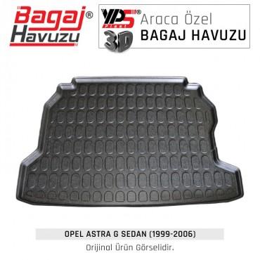 Astra G Sedan (1999 - 2006) Lüks Bagaj Havuzu
