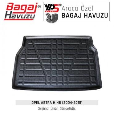 Astra H HB (2004 - 2015) Standart Bagaj Havuzu