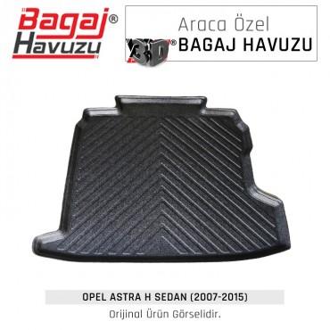 Astra H Sedan (2007 - 2015) Standart Bagaj Havuzu