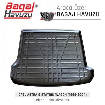 Astra G STW (1999 - 2004) Standart Bagaj Havuzu