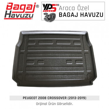 2008 Crossover (2013 - 2019) Yumuşak Bagaj Havuzu