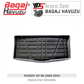 107 HB (2005 - 2014) Standart Bagaj Havuzu