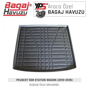 508 Statıon Wagon (2010 - 2018) Standart Bagaj Havuzu