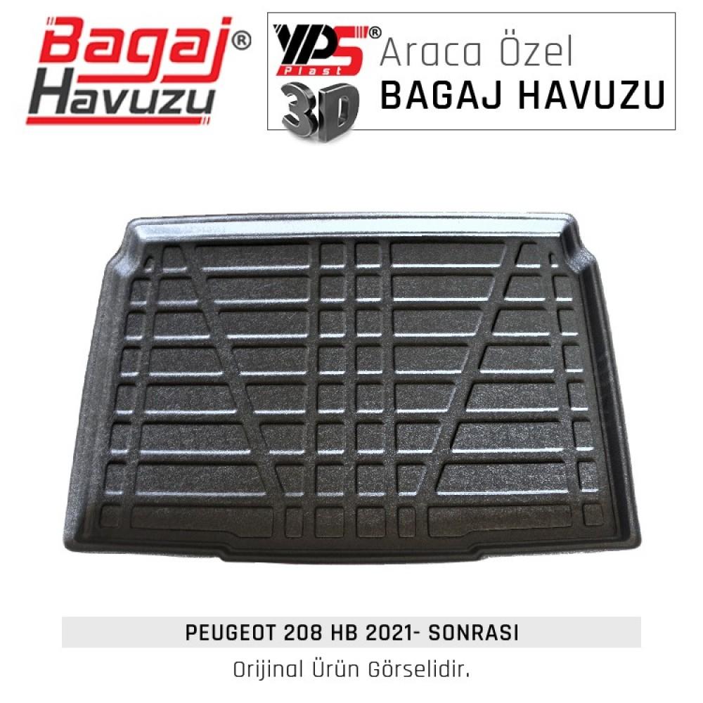 208 HB 2021 - Sonrası Standart Bagaj Havuzu