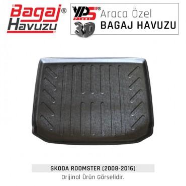 Roomster (2008 - 2016) Standart Bagaj Havuzu
