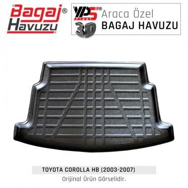Corolla HB (2003 - 2007) Standart Bagaj Havuzu