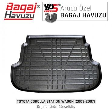 Corolla STW (2003 - 2007) Standart Bagaj Havuzu