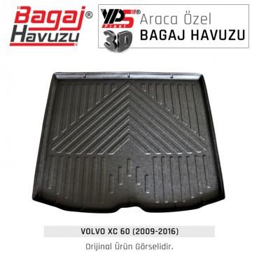 XC 60 (2009 - 2016) Lüks Bagaj Havuzu