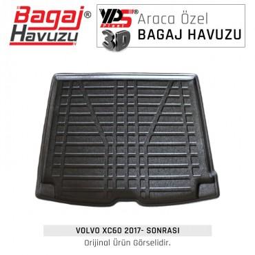 XC 60 2017 - SonrasıLüks Bagaj Havuzu